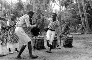 Creole dance